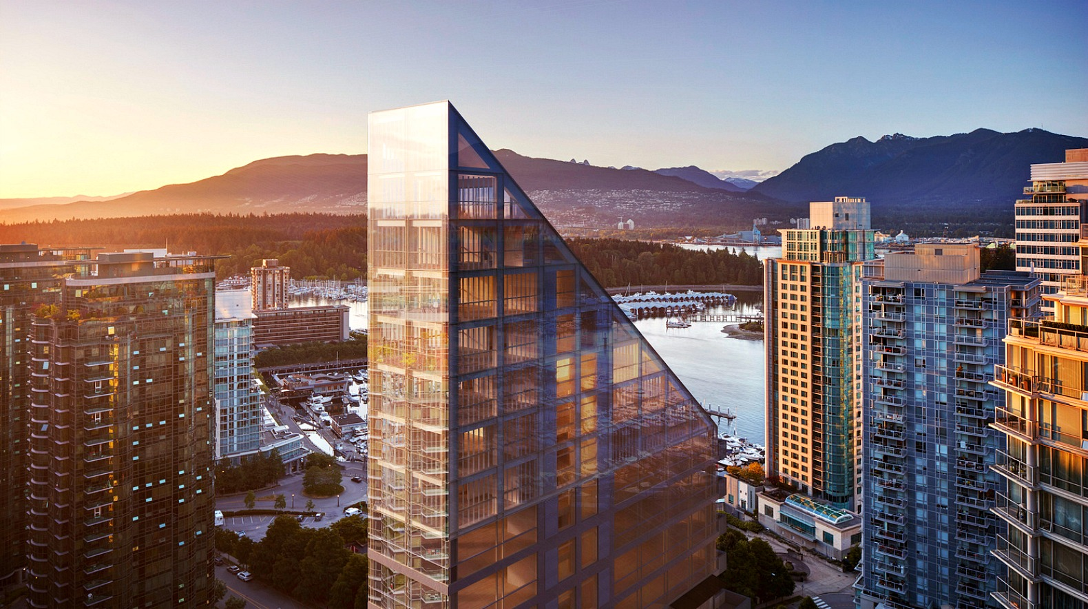Shigeru Ban Architects unveil plans for the world's tallest hybrid timber  building