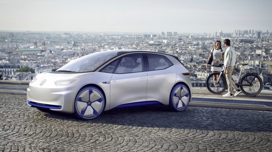 Volkswagen May Offer More Electric Cars Than Any Other Brand