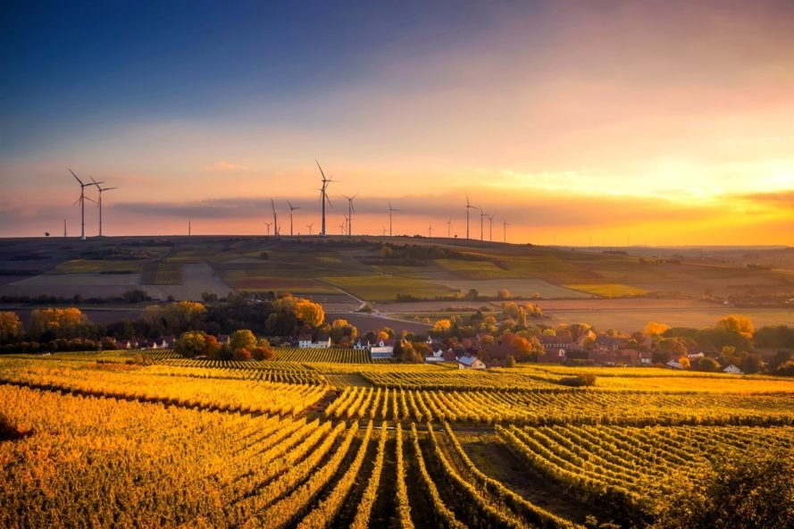 Germany, Renewable Energy, 2017, clean energy, German Renewable Energy Federation