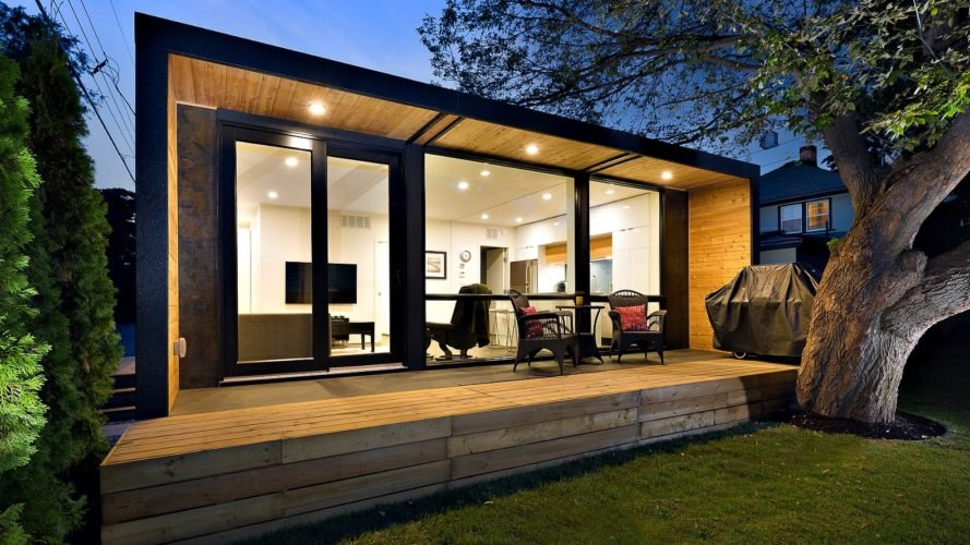 HonoMobo\'s container homes can be shipped anywhere in North ...