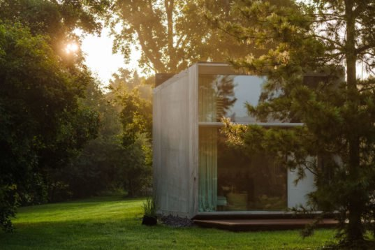 Tiny solar powered koda house launches in the uk for 150k for Build a house for 150k