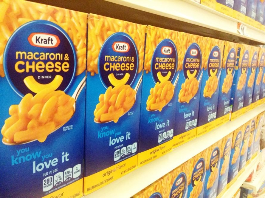 Macaroni and cheese, macaroni, cheese, powered cheese, cheese products, phthalates, DEHP, industrial chemical, industrial chemicals, chemical, chemicals, food, eat, eating, health, Coalition for Safer Food Processing & Packaging, Kraft