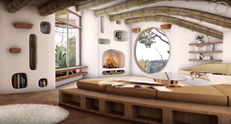 Amazing low-cost, off-grid Lifehaus homes are made from recycled ...