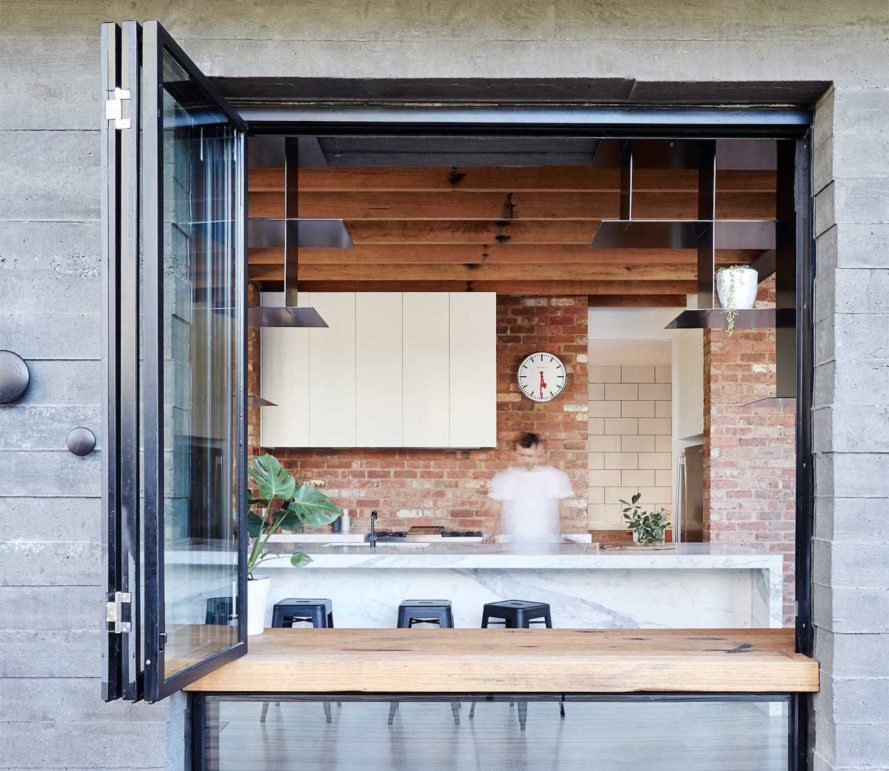 Park House Melbourne, Park House tenfiftyfive, Park House extension, modern Melbourne homes, beautiful Melbourne architecture, hydronic heating in modern homes, modern architecture recycled materials, tenfiftyfive Melbourne architecture