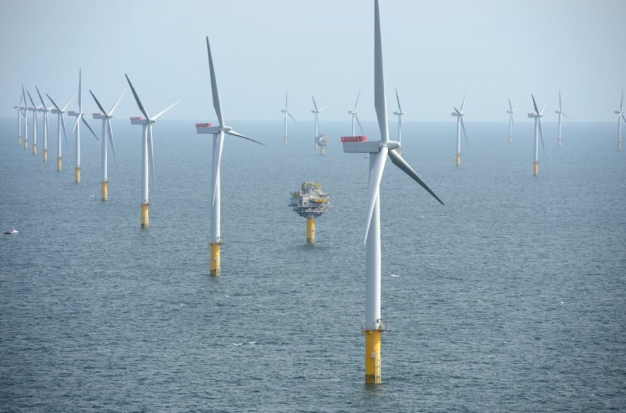 Germany, offshore wind, wind power, renewable energy