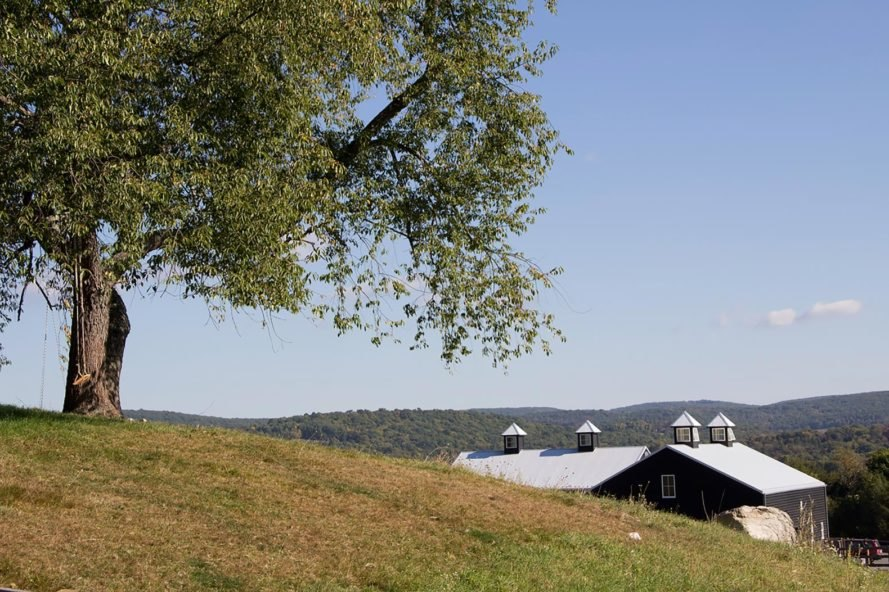 Sky High Farm, New York, Hudson Valley, Dan Colen, Black Barn, Berman Horn Studio, Black Barn by Berman Horn Studio, farm, farms, food, food security, organic food, organic produce, animals, grass-fed animals, soup kitchens, food banks, food pantries, architecture