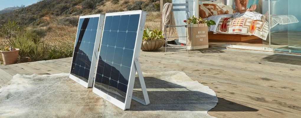 New Solar Panels With Built In Batteries Make Off Grid