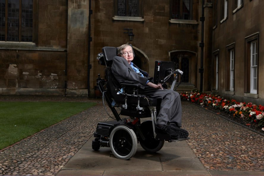 Stephen Hawking, Hawking, scientist, theoretical physicist, physicist, climate change, climate, global warming, irreversible climate change, Paris Agreement, Paris Accord, Donald Trump, Trump, environment, environmental destruction
