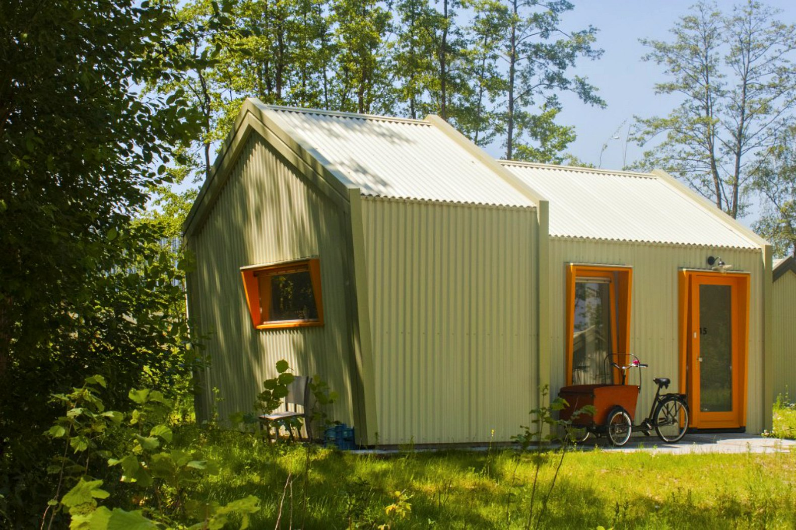 Tiny Home Design: Studio Elmo Vermijs Designs Tiny House Village For