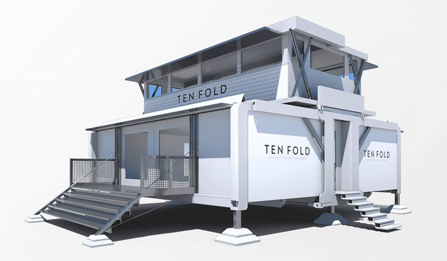 Ten Fold Engineering, Ten Fold, United Kingdom, Architecture, Design, Self