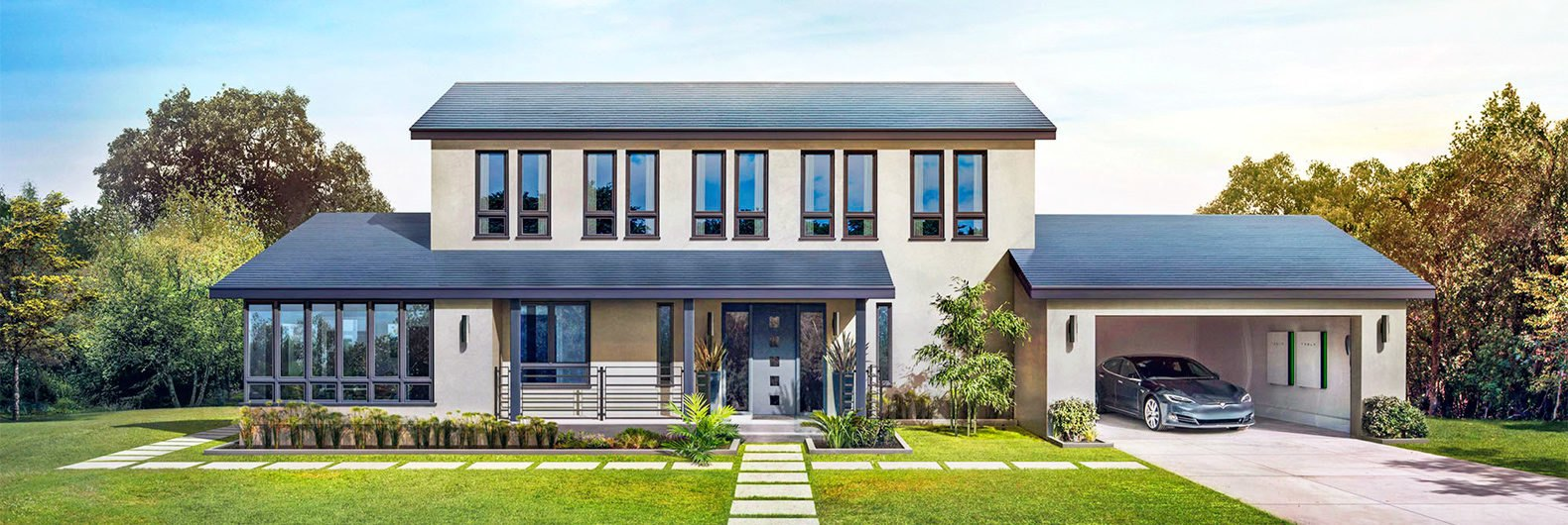 Solar Roof Cost >> Tesla S New Solar Roof Is Actually Cheaper Than A Normal Roof