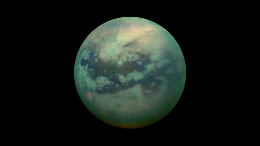 NASA, Science Advances, life formation, Titan, Saturn's moon, space travel,