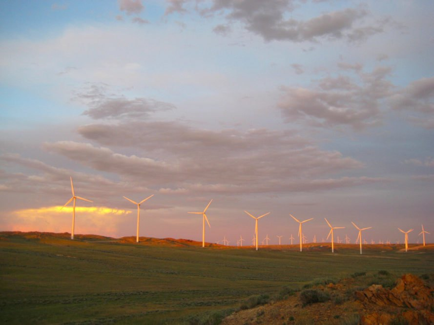 Wyoming, wind, wind power, wind energy, wind turbine, wind turbines, wind farm, wind farms, energy, renewable energy, clean energy, wind tax, tax, taxes, Philip Anschutz, biggest wind farm, largest wind farm