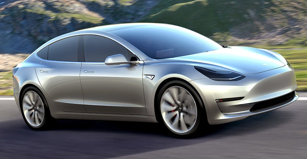 Tesla S Model 3 Electric Car To Finally Go On Sale This