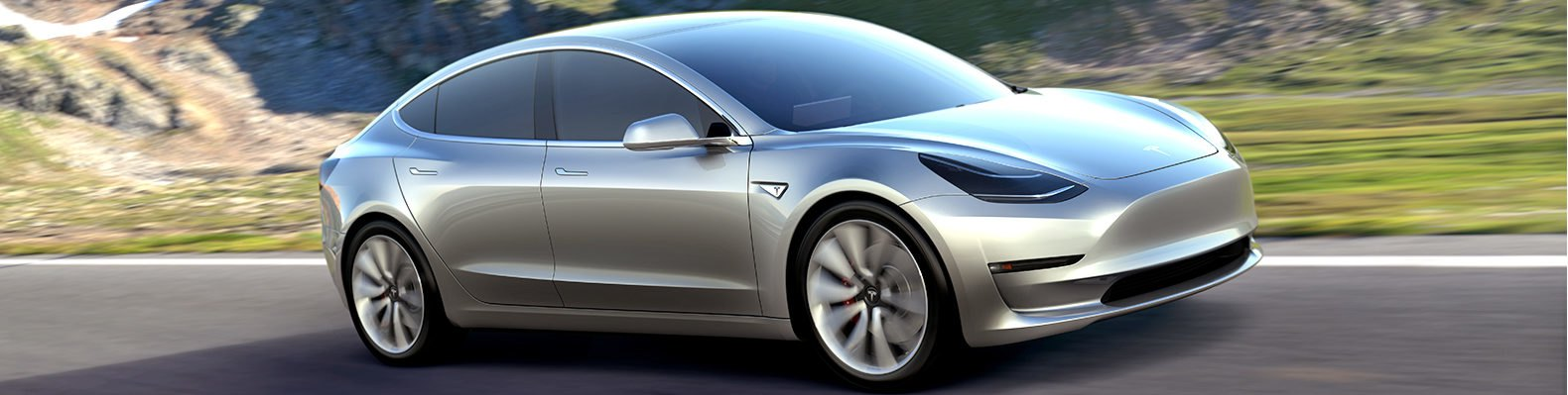 Tesla's Model 3 electric car to finally go on sale this Friday