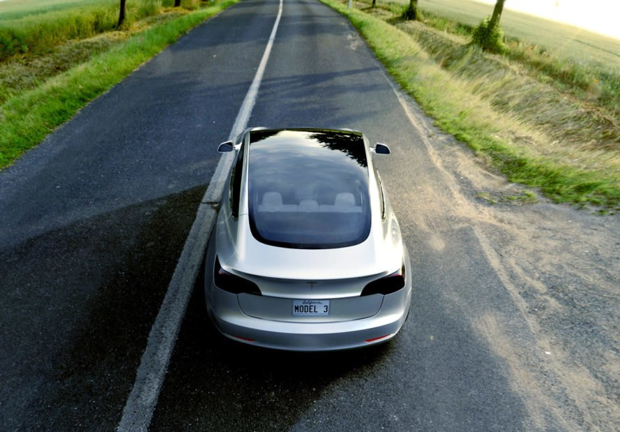 Tesla, Model 3, Elon Musk, sale, environment, electric vehicle, General Motors,