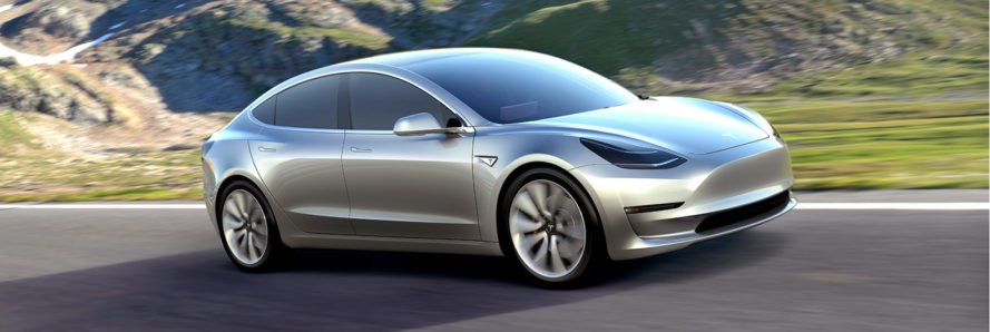 Tesla S Model 3 Electric Car To Finally Go On Sale This Friday