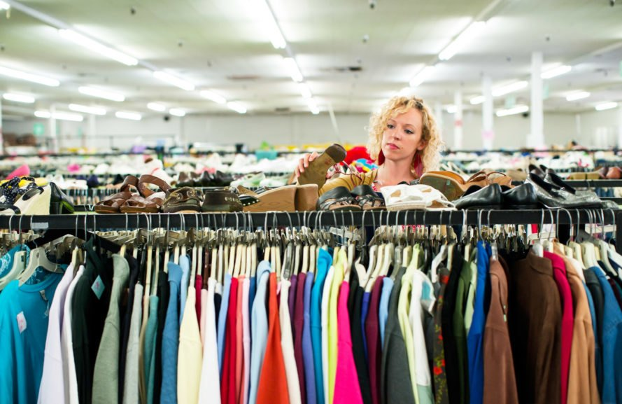 National Thrift Store Day, salvation army, donateNYC, New York City Department of Sanitation, thrift stores, thrift shopping, reuse, recycling, reuse clothing, goodwill, up-cycling, ox30, vintage clothing, vintage shopping, vintage, upcycle clothing,