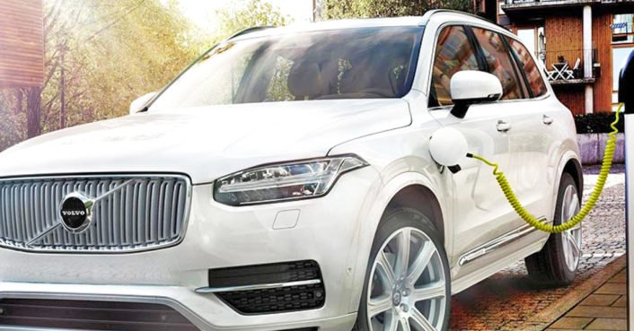 volvo will only sell electric cars starting in 2019
