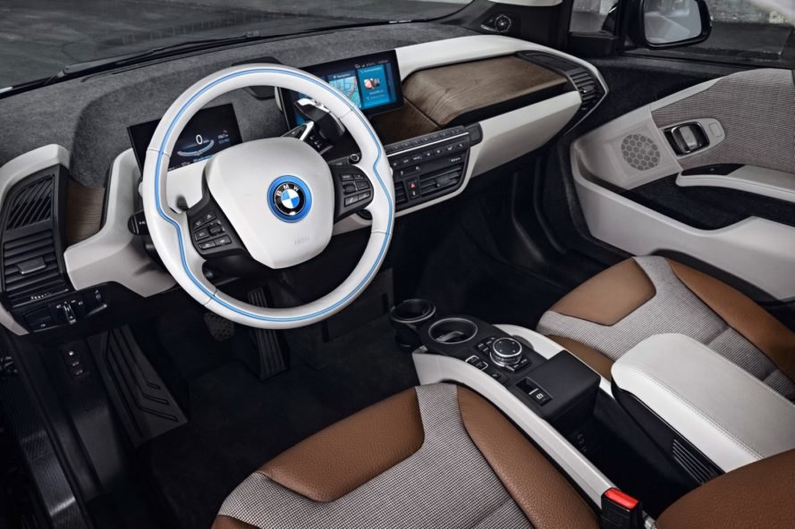 bmw, bmw i3, bmw i3s, 2018 bmw i3, 2018 bmw i3s, 2017 frankfurt motor show, electric car, green car, electric motor, zero emissions, automotive, green transportation