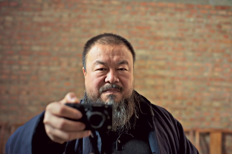 Ai Weiwei, China, Street Artist, American politics, social activism, art, Public Art Fund, New York City,