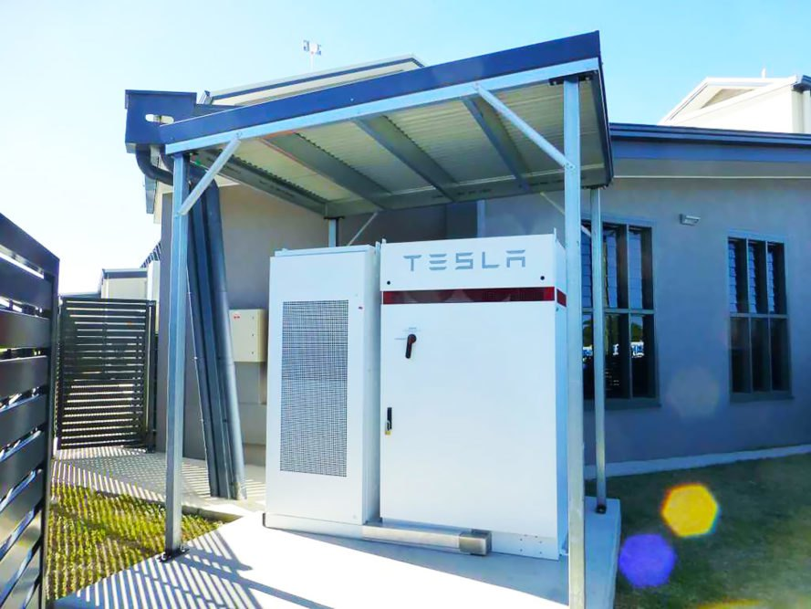 The Cathedral College, Cathedral College, GEM Energy Australia, Rockhampton, Queensland, Australia, Tesla, Tesla Powerpack, Powerpack, Tesla Powerpacks, Powerpacks, inverter, inverters, battery storage, battery storage system, clean energy, renewable energy, solar, solar power, solar energy