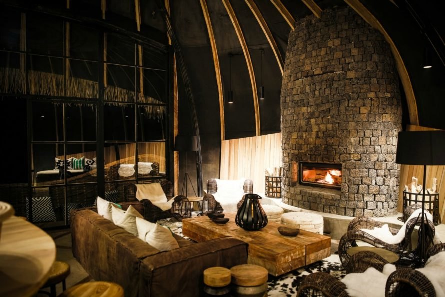 Bisate Lodge, Bisate Lodge Rwanda, Rwanda eco lodge, eco lodge design, off grid resorts, off grid lodges Rwanda, eco-escape, Wilderness Safaris, african eco lodges, eco escape africa, Rwanda lodging, Rwanda architecture, hotel design, sustainable interior design, sustainable lodging Rwanda,