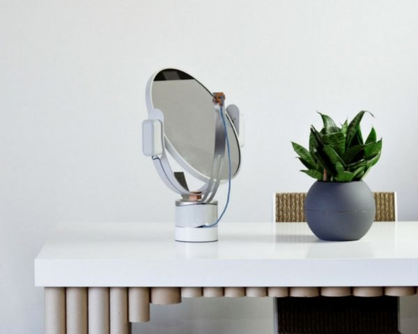 Lucy, solar powered natural lighting robot, Caia 2.0 solar robot, solar robots, robot technology, lucy solar reflector, lucy solar light, solar technology, solar lights, solar home lighting, solar powered lamps, solar powered lighting, interior design,