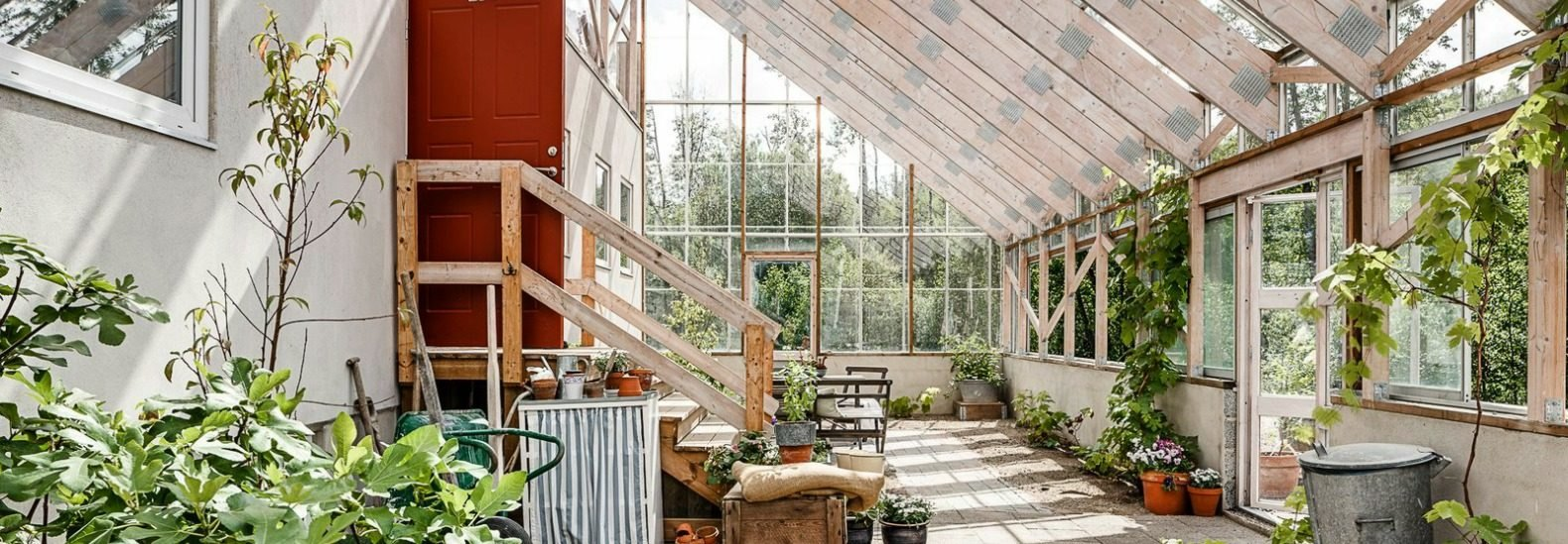 Enjoyable Gorgeous Solar Powered Greenhouse Home In Sweden Hits The Market Home Remodeling Inspirations Gresiscottssportslandcom