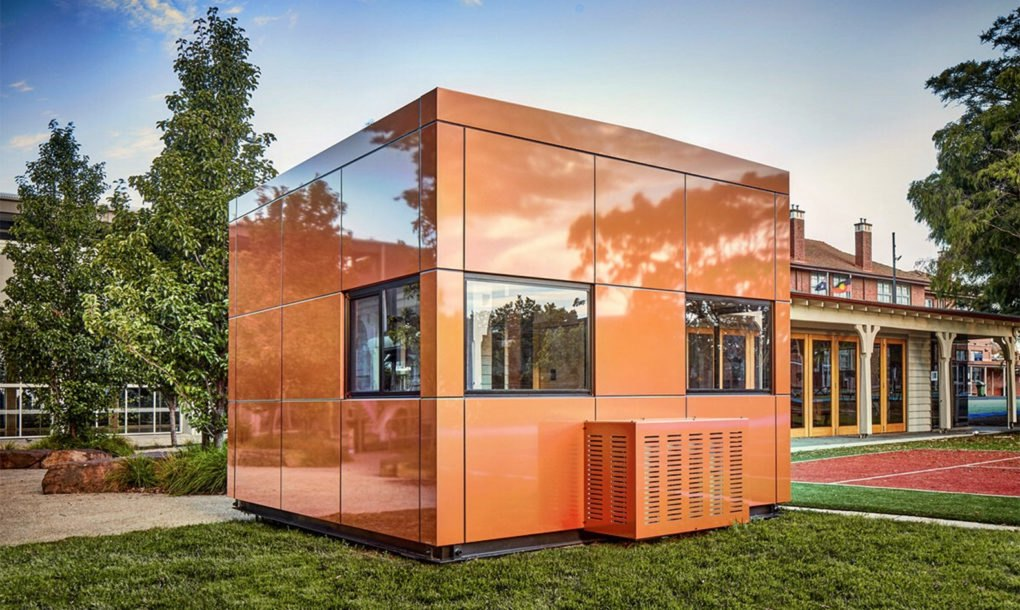 9 incredible pod homes to help you win at off grid living inhabitat green design innovation. Black Bedroom Furniture Sets. Home Design Ideas