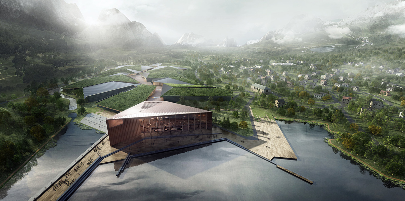 Massive new data center to be built in chilly Norway to offset energy use