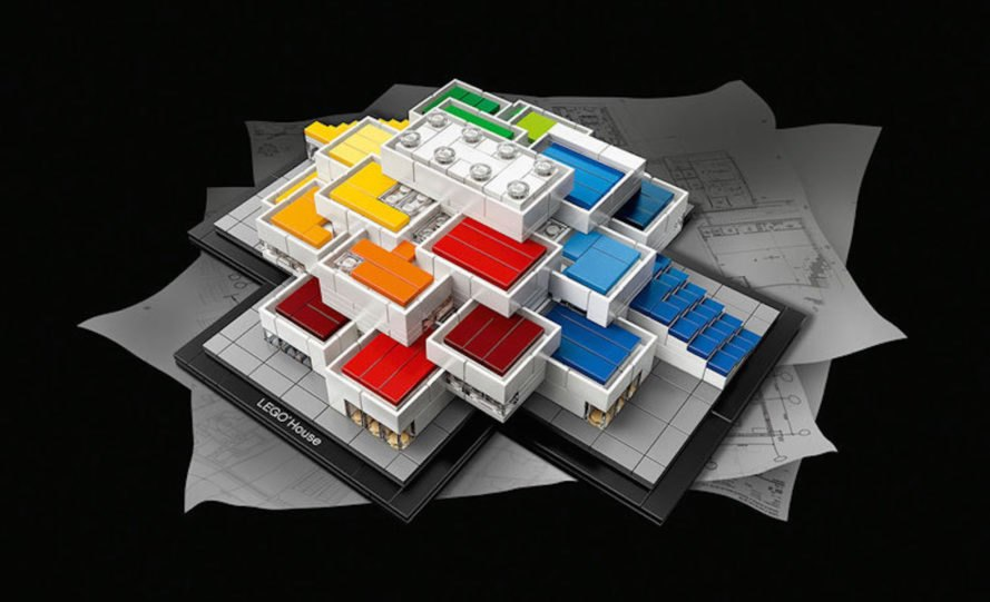 lego experience center architecture, LEGO House LEGO architecture kit, LEGO architecture kit Bjarke Ingels, LEGO House by BIG, LEGO House by Bjark Ingels, LEGO House, House of the Brick LEGO kit