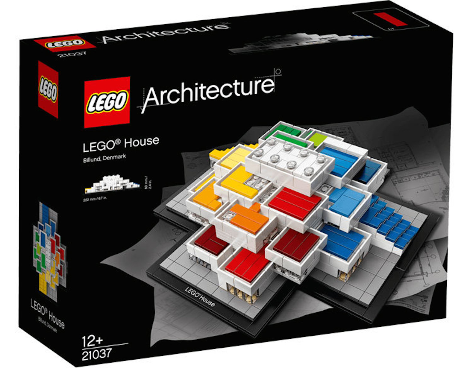 Build your own BIG-designed LEGO House with LEGO Architecture's newest kit
