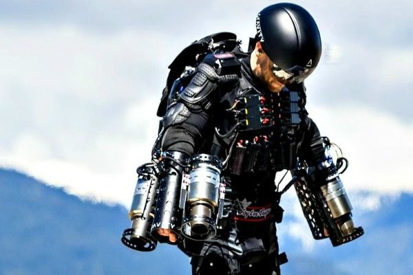 Insane new flying Iron Man suit will be 3D-printed