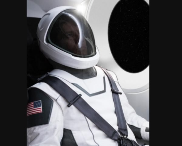 Elon Musk, NASA, SpaceX, space suit, Green Space, Innovation, space travel, International Space Station,