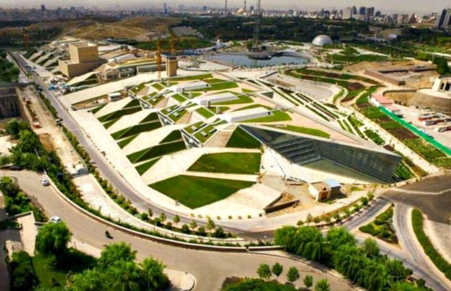 Iran, Tehran, Book Garden, Guinness World Records, library, books, education, academics,