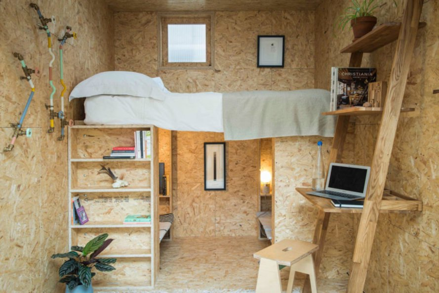 The SHED Project By Studio Bark « Inhabitat U2013 Green Design, Innovation,  Architecture, Green Building