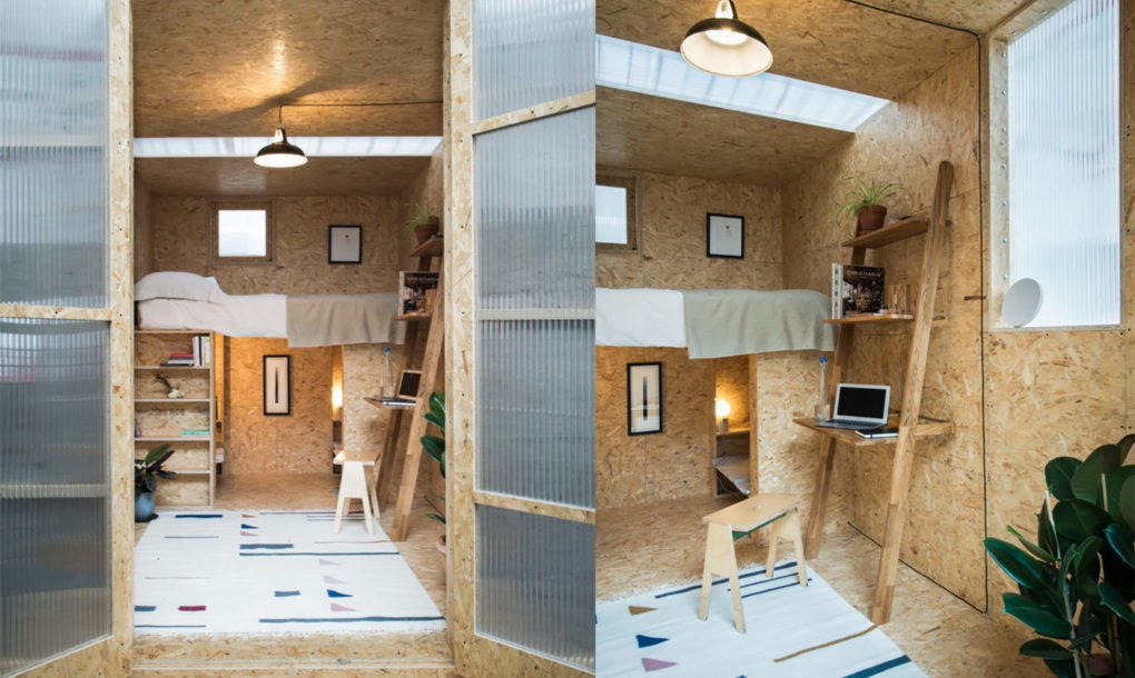 The Shed Project S Affordable Micro Homes Pop Up In Just