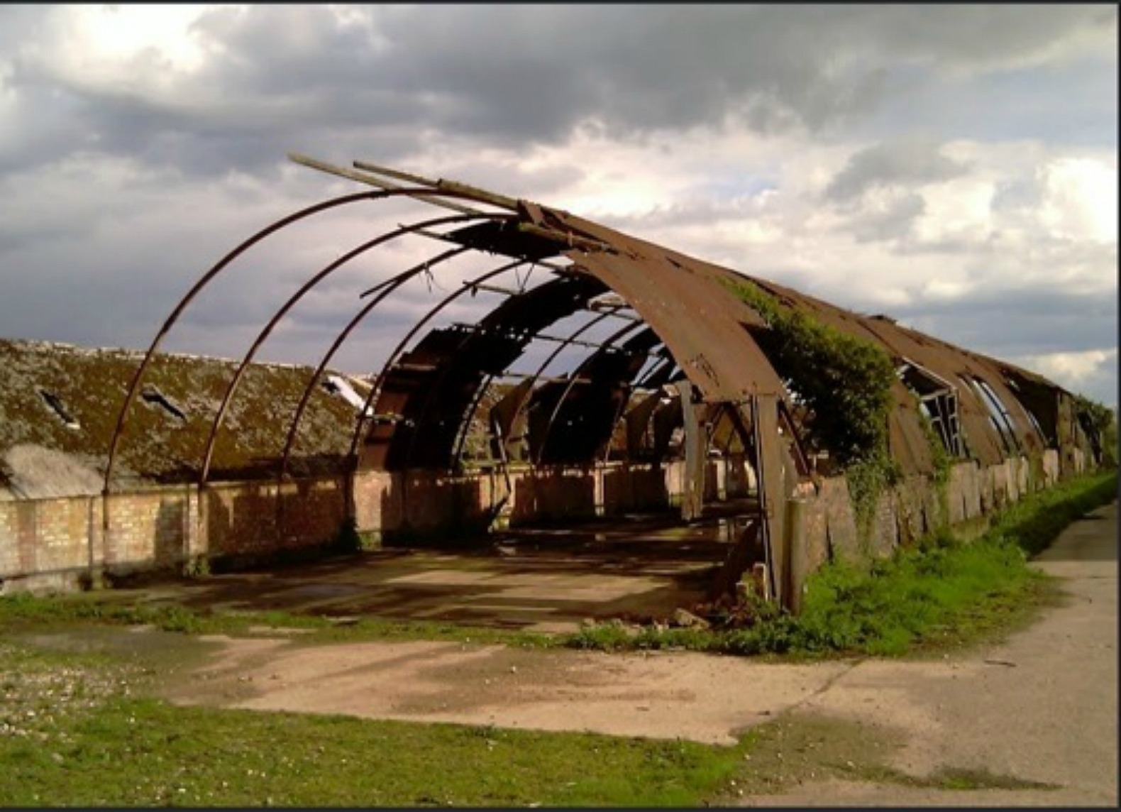 Dilapidated Wwi Soldier Barracks In Essex Converted Into