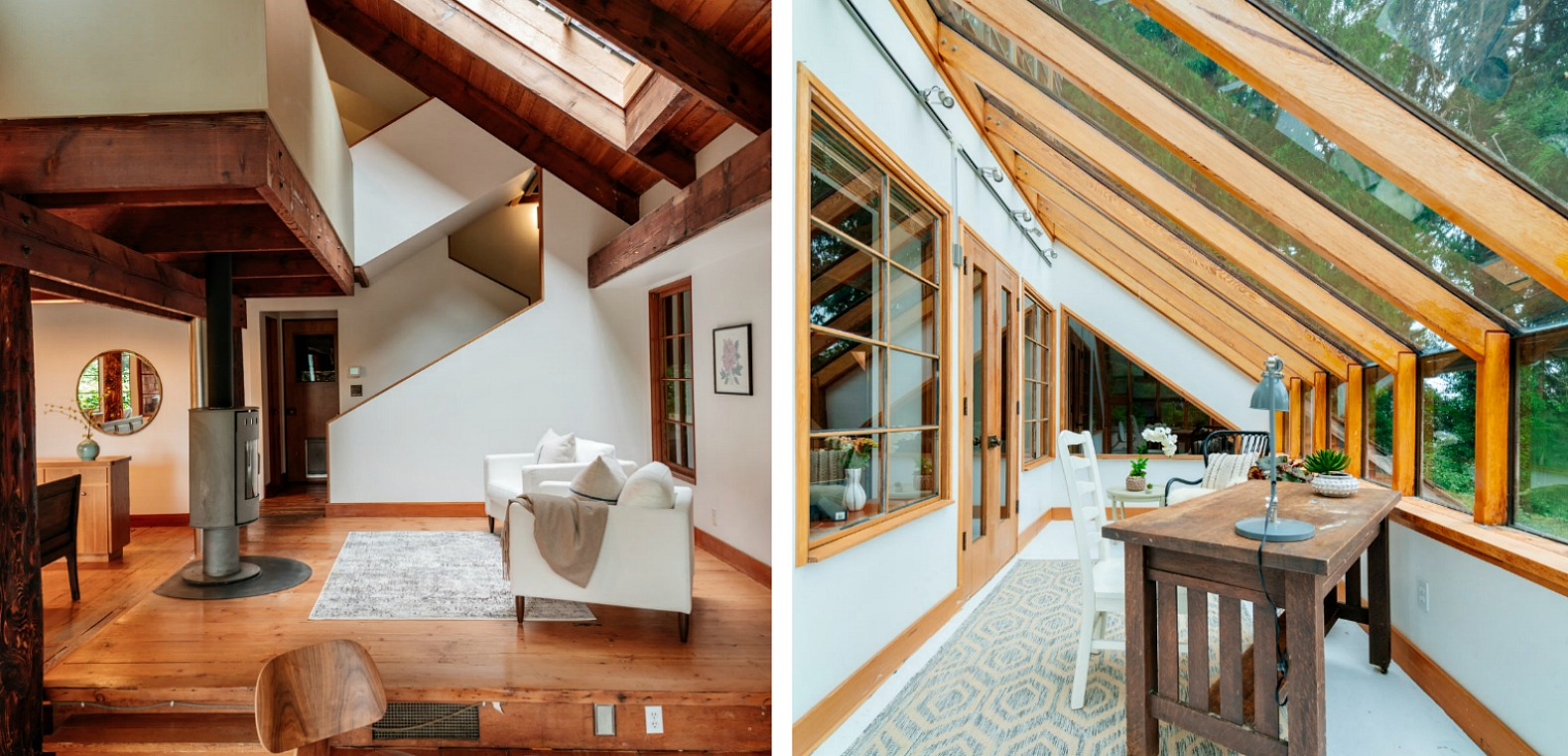 This Gorgeous Tree House Tower Was Built Using Repurposed Timber
