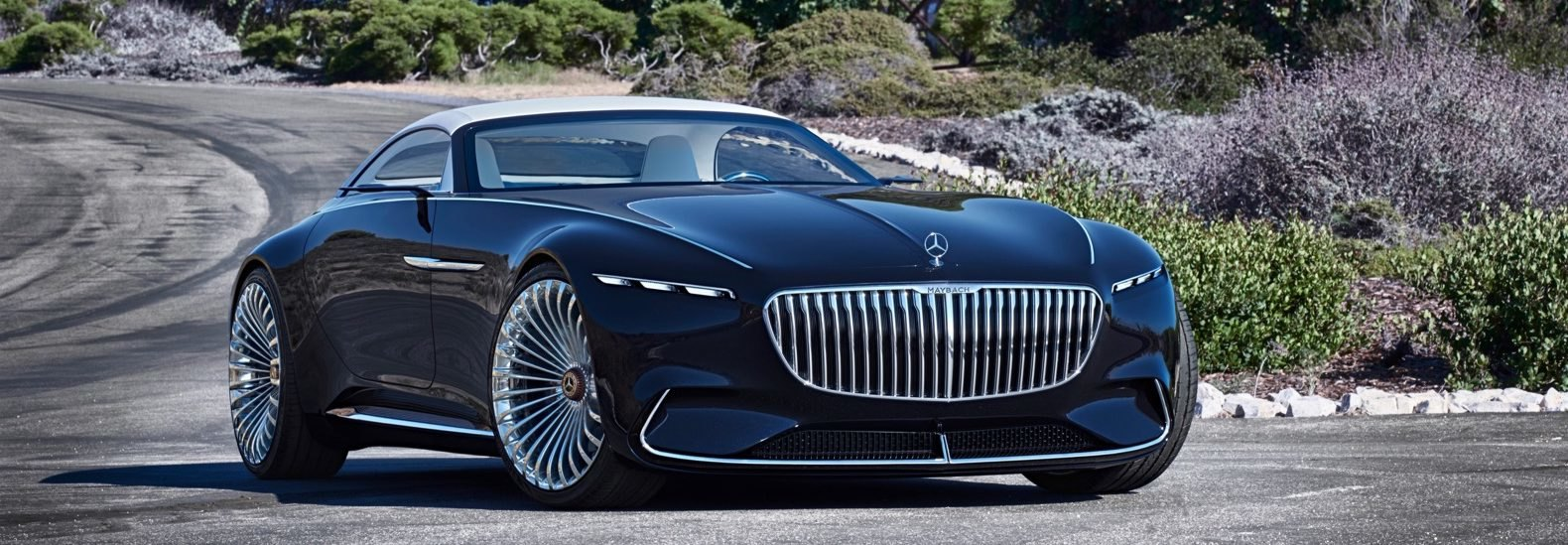 Mercedes-Benz unveils stunning art deco-inspired electric car
