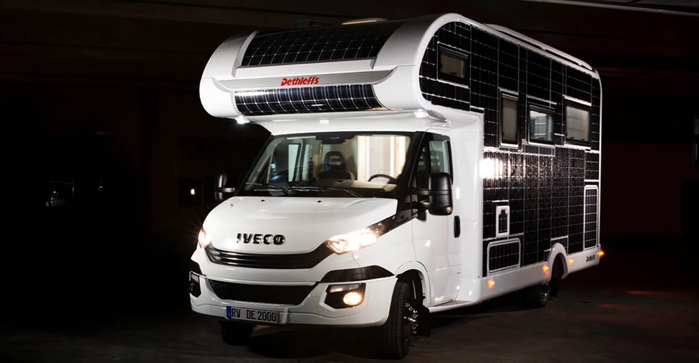 E Home The Solar Powered Electric Motorhome We Ve All