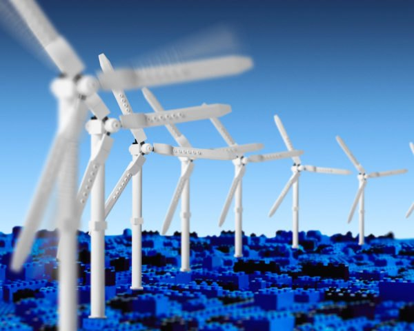 LEGO, eco-friendly toys, wind power, Tim Brooks