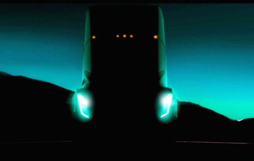 Tesla, semi truck, electric, driving range, green transportation, green technology, Elon Musk, eco-friendly, environment, Ryder, Reuters,
