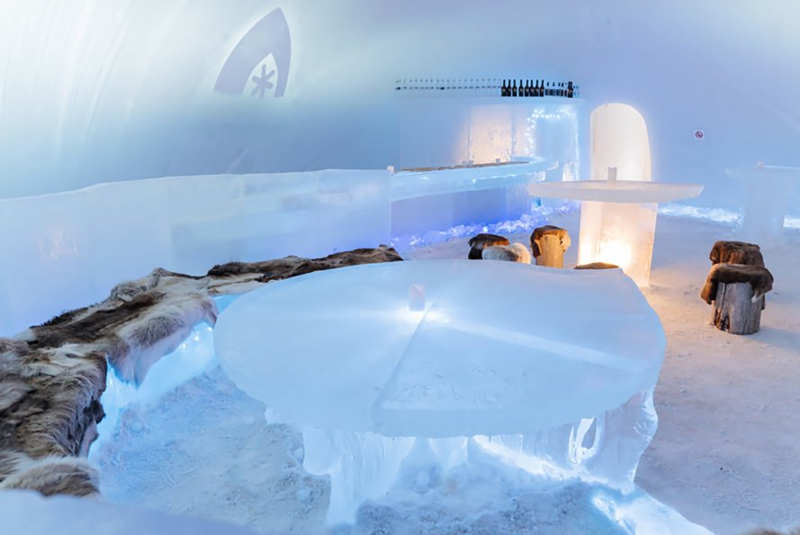 Arctic SnowHotel, Arctic SnowHotel & Glass Igloos, glass igloo, glass igloos, snow hotel, snow hotels, hotel, hotels, Snow Sauna, sauna, saunas, ice bar, ice restaurant, Jacuzzi, Finland, travel