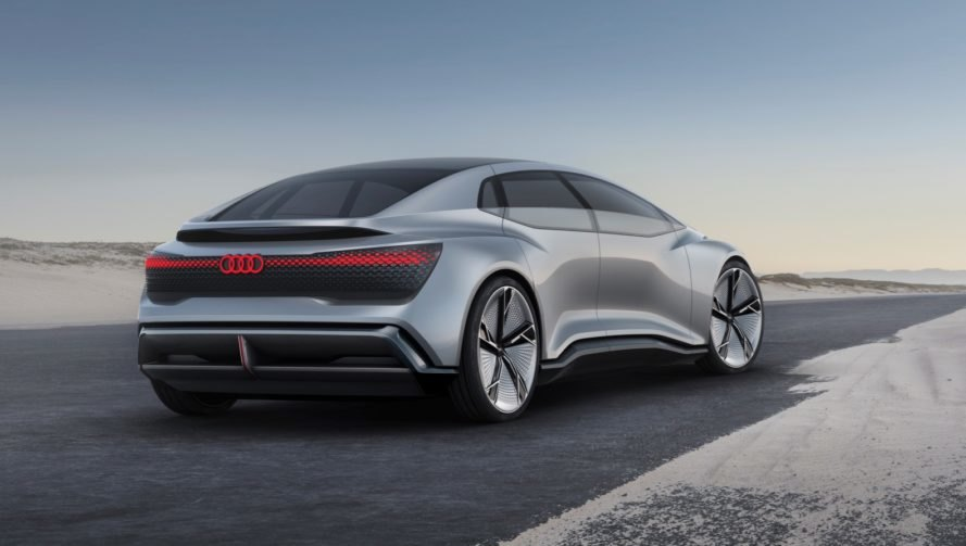 Audi unveils two new swanky self-driving concepts in Frankfurt