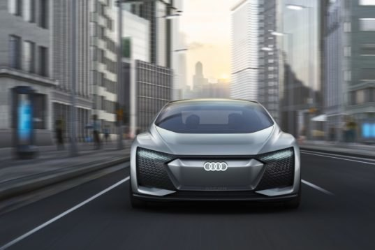 Audi Unveils Two New Swanky Self Driving Concepts In