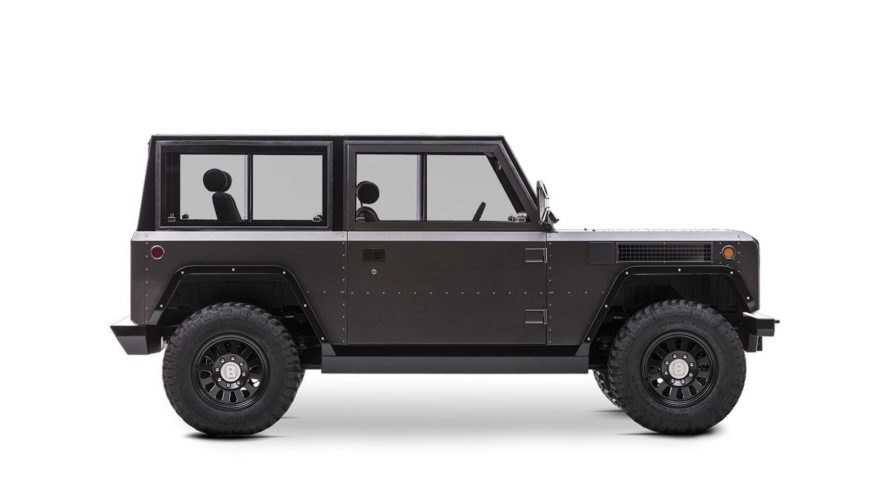 bollinger motors, bollinger b1, bollinger b1 electric sport utility truck, electric suv, electric sport utility truck, four-door bollinger b1, automotive, electric