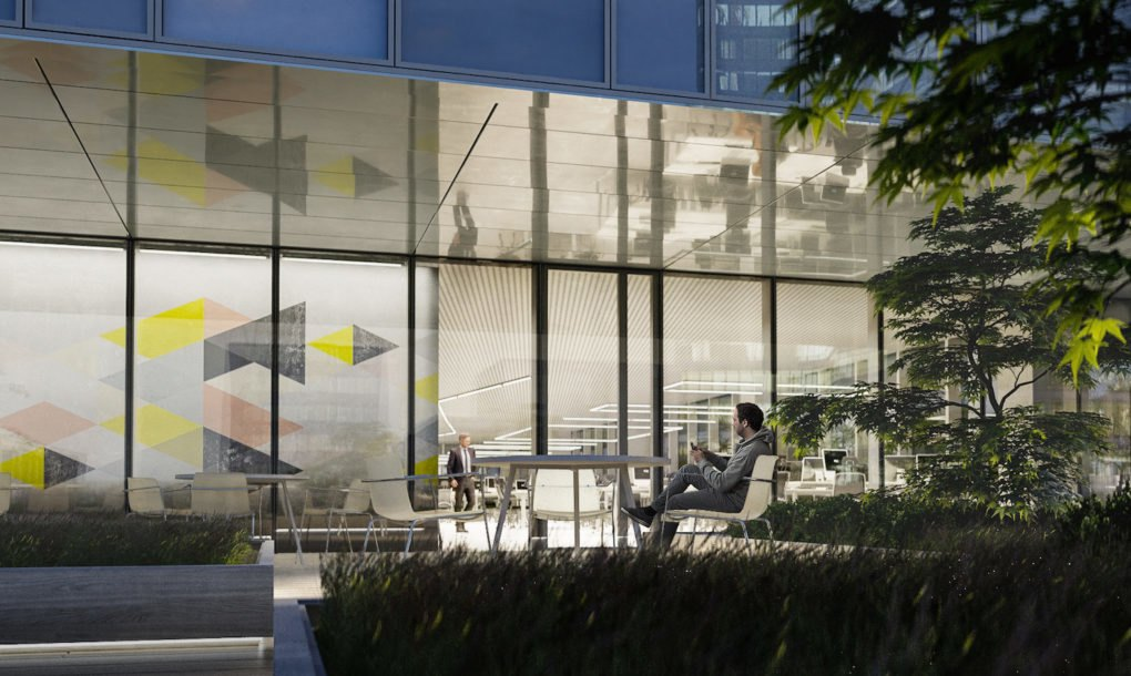 Schmidt Hammer Lassen Breaks Ground On Leed Gold Seeking