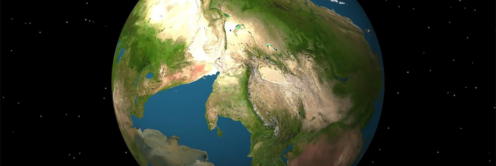 awesome new animation envisions earth in 250 million years